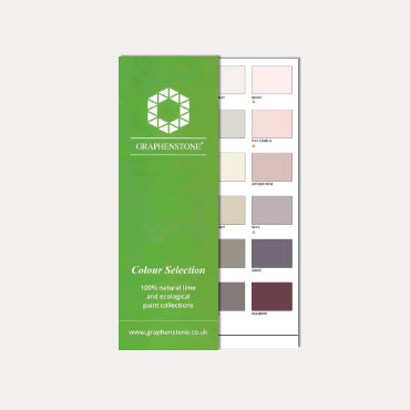 Graphenstone Colour Card