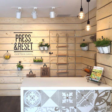 Graphenstone Press & Reset juice eco-store