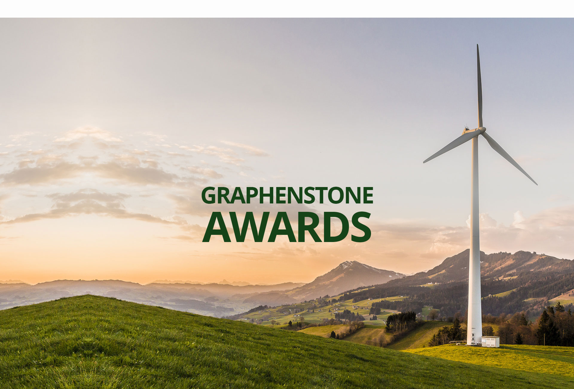 Graphenstone Awards and honours